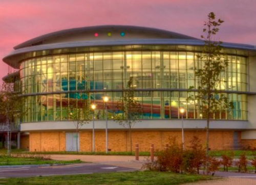 Image of Stour Centre