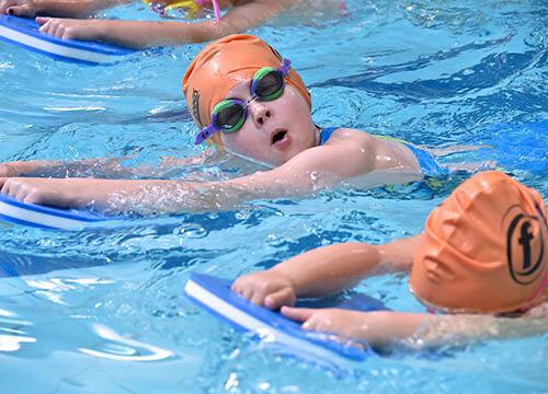 Holiday Swimming Crash Courses