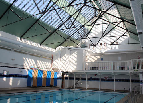 Image of St Luke's Swimming Pool