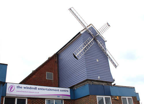 Image of Windmill Entertainment Centre