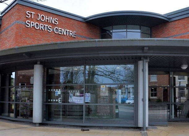 Image of St Johns Sports Centre
