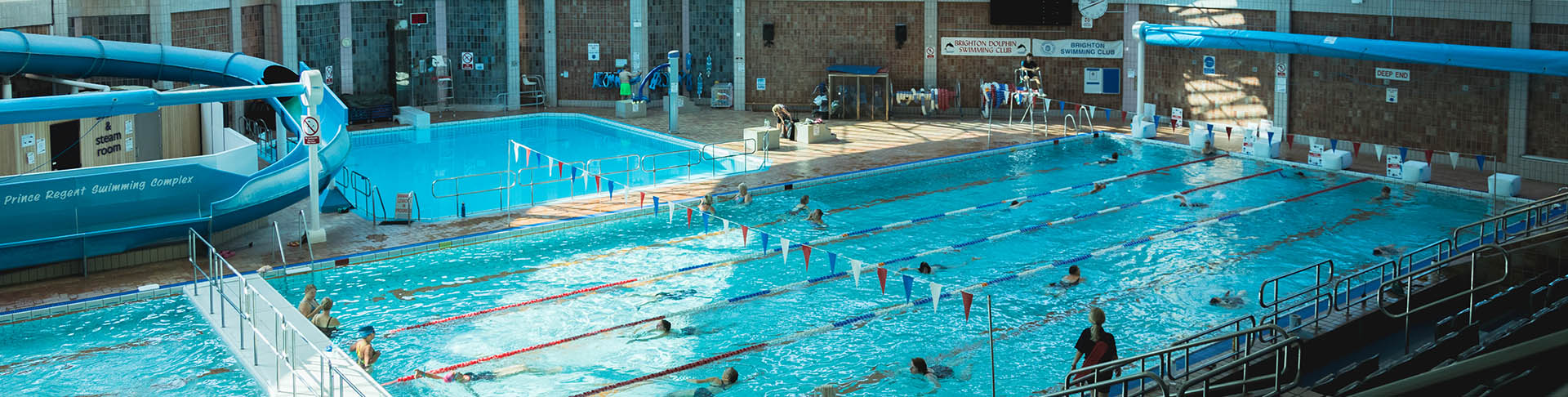 Image of Prince Regent Swimming Complex