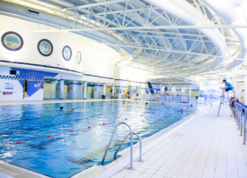 Image of Burntwood Leisure Centre