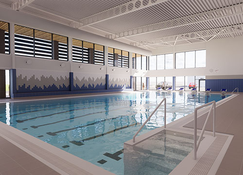 Stone Leisure Centre | Swimming Pool