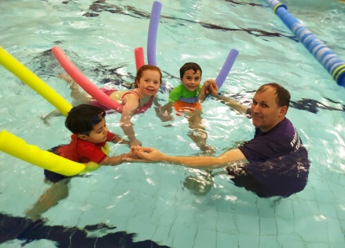 Swimmming Lessons @ Morriston leisure Centre
