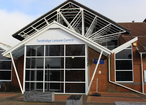 Image of Tandridge Leisure Centre |  with flume, waves and water features