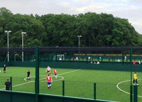 3G football pitches at Woking Leisure Centre