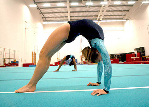 gymnastics in crowborough