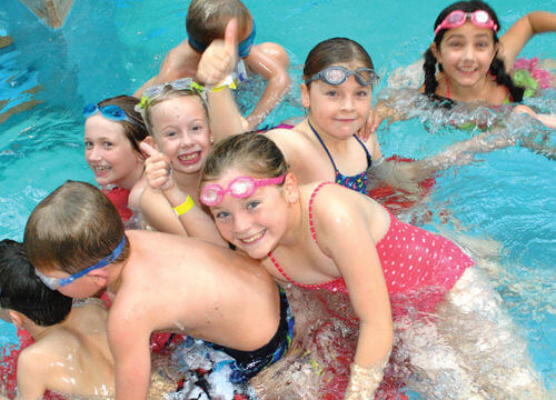 pool parties at crowborough leisure centre