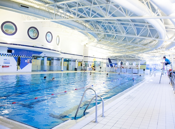 Burntwood Pool Leisure Centre